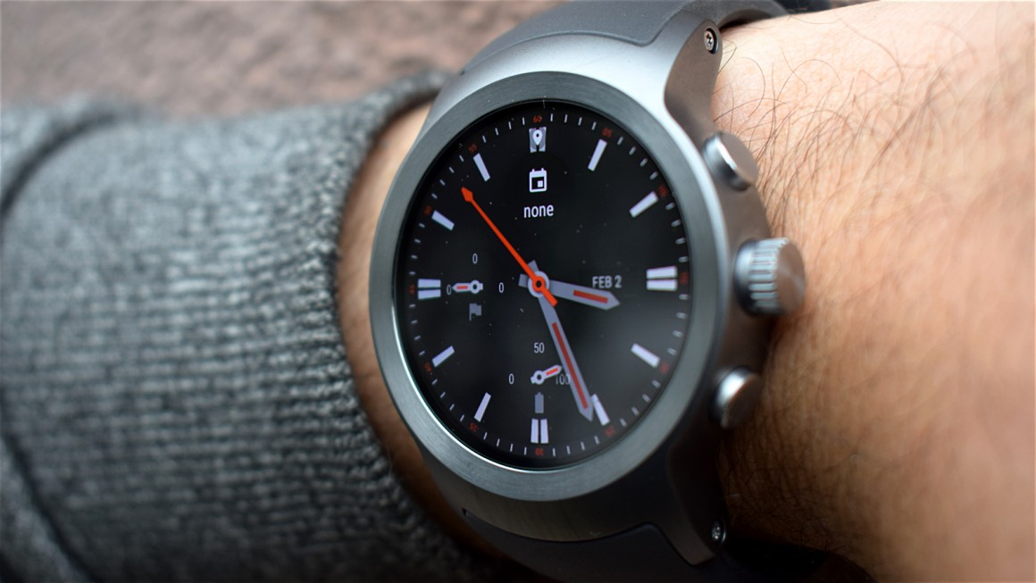 LG Watch Sport review