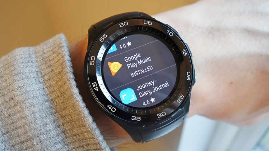 How to get music on your Android Wear 2.0 smartwatch