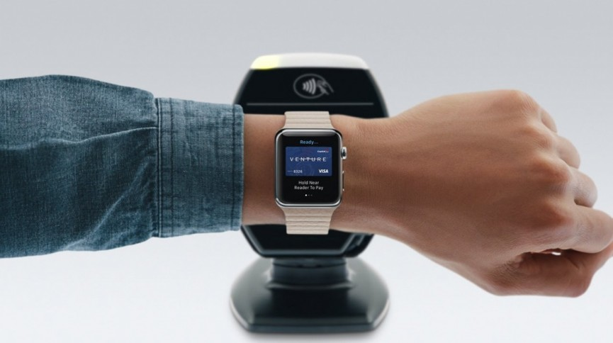 Apple Pay v Samsung Pay v Android Pay: Smartwatch payments fight it out