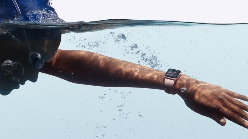 The lowdown on swimming with heart rate monitoring wearables
