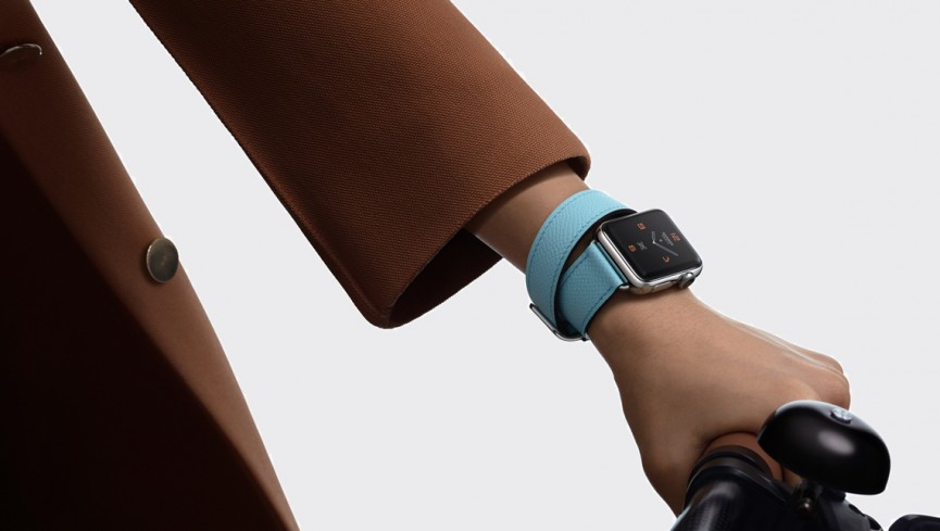 Apple debuts flurry of colorful new Apple Watch bands for spring