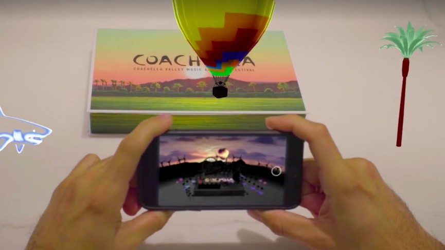Field of view: The week in virtual reality - Carmack Strikes back, Coachella goes AR