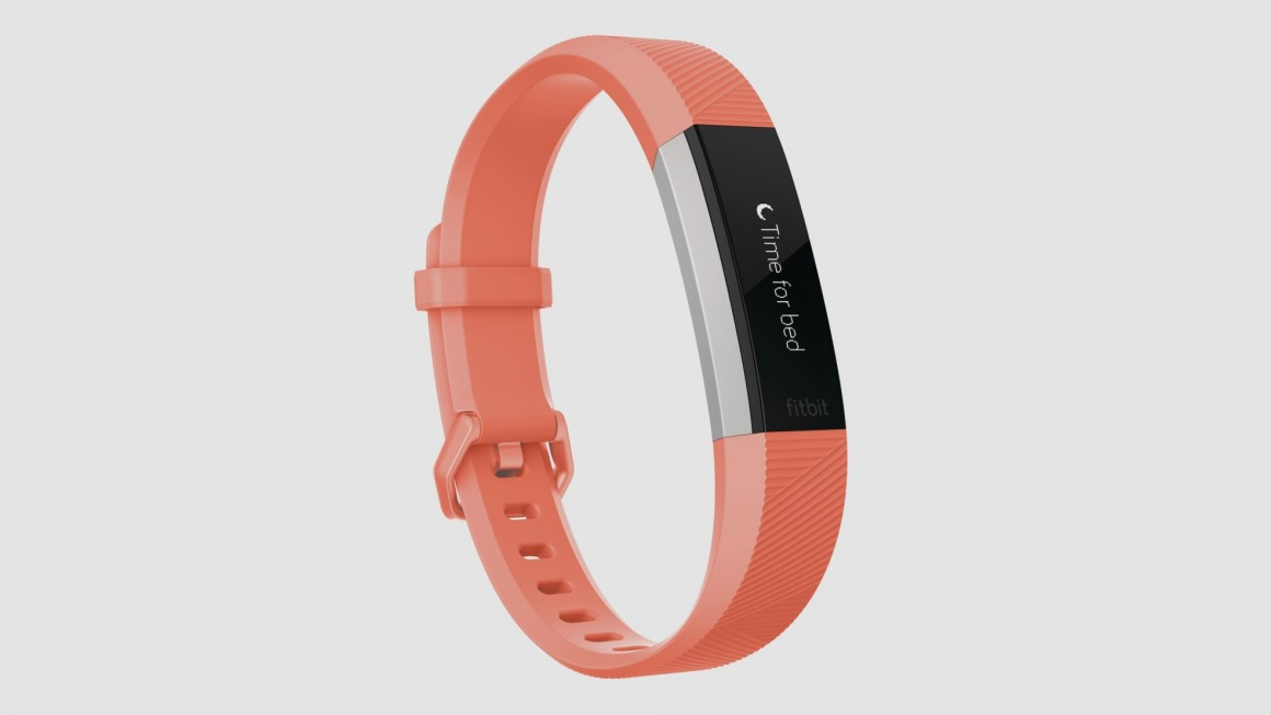 Fitbit Alta HR lands: the world's slimmest 24/7 heart rate tracker