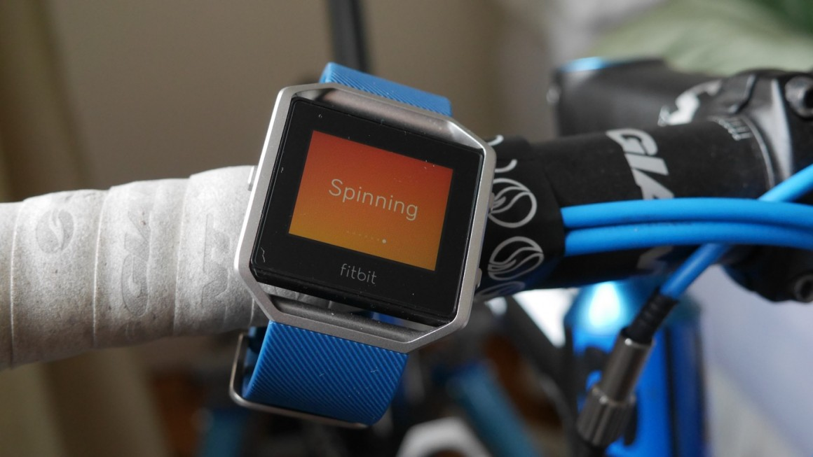 Big Test: Best fitness tracker for spinning and indoor cycling