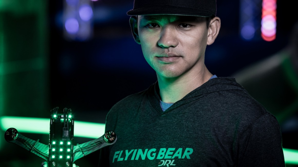We speak to drone racers about the super techie sport