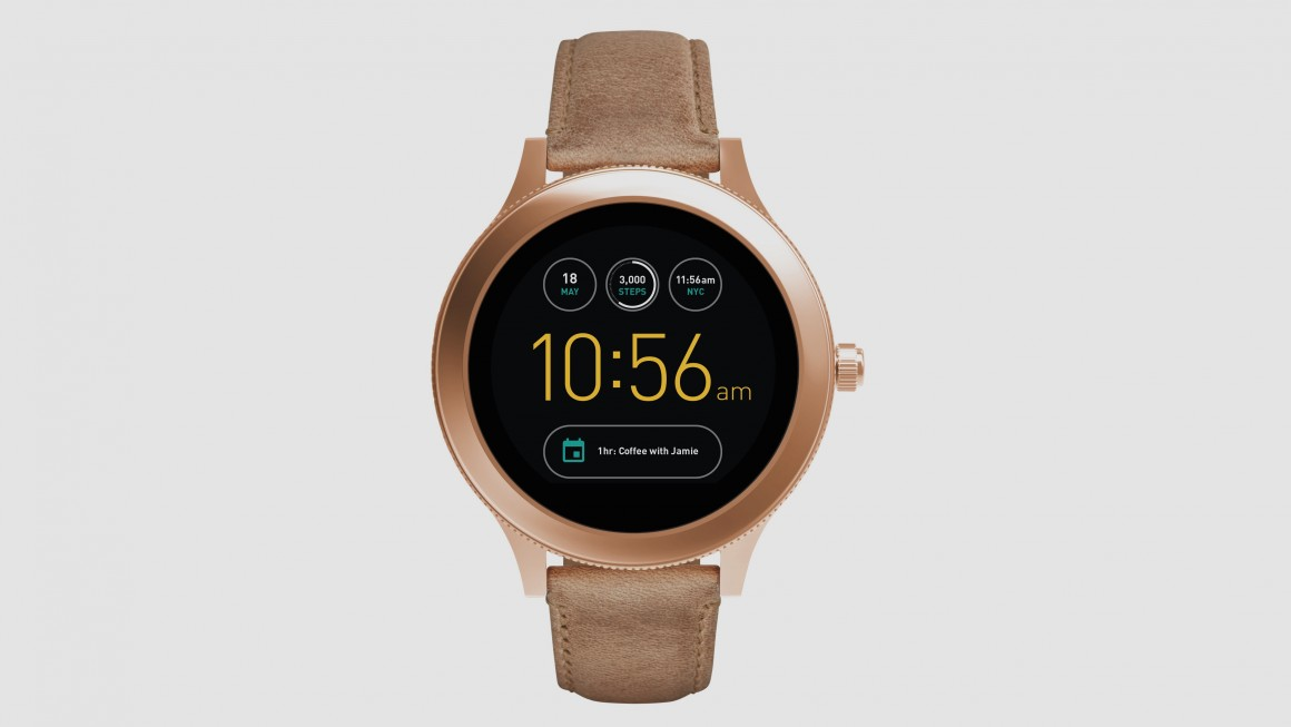 Image result for Fossil Q Venture and Q Explorist