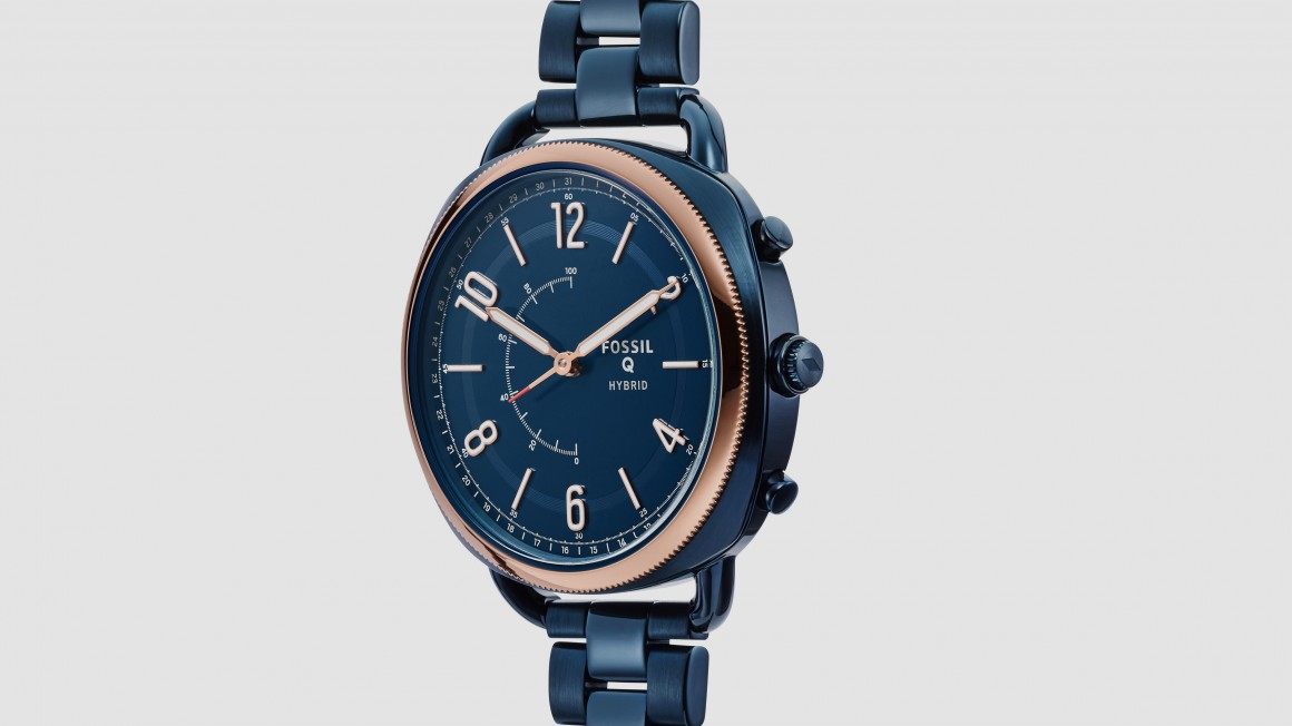 Fossil ups the style stakes with slimmer Q Venture and Q Explorist