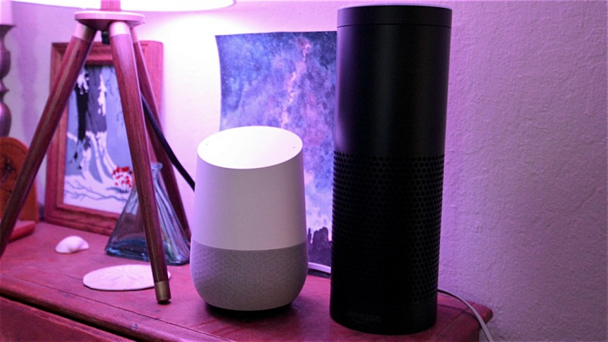 Amazon Echo v Google Home: The battle of the smart speakers is hotting up