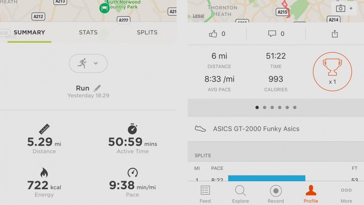 Why I won't be ditching my running watch for Strava's new Apple Watch app