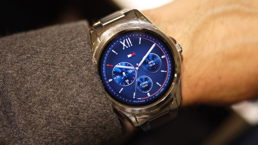 Android Wear's fashion fix