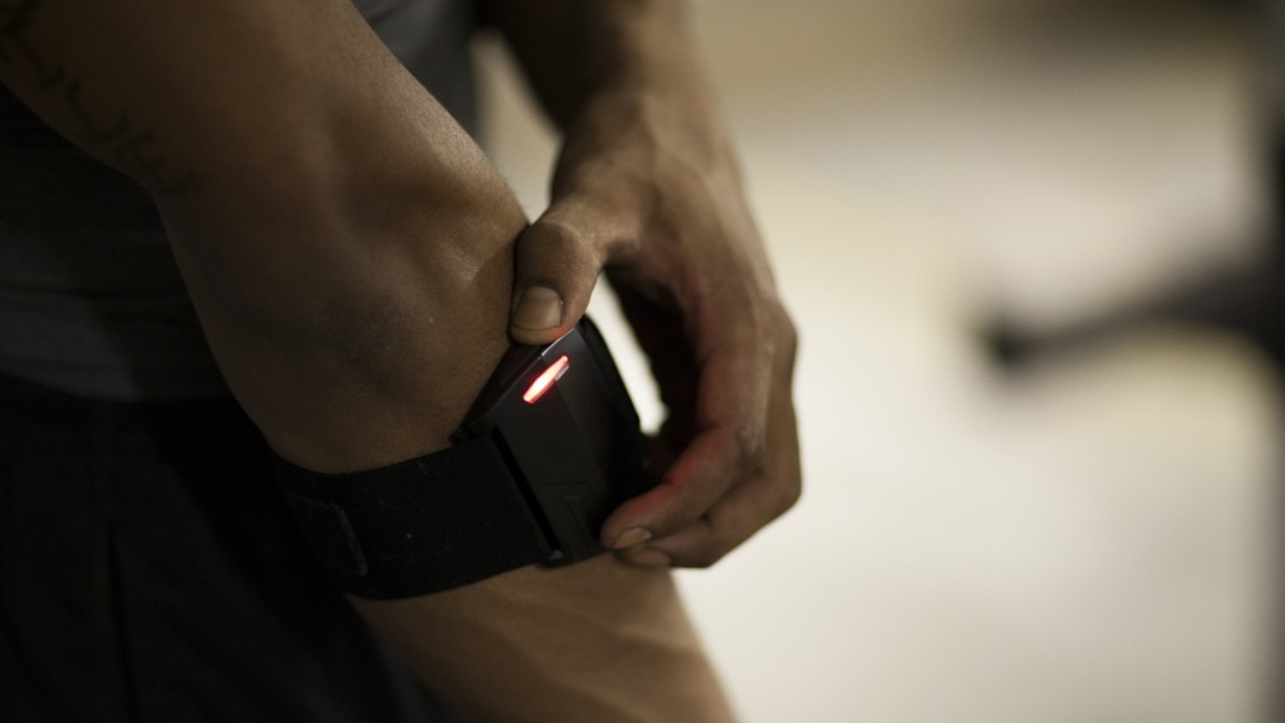 Push on building a Swiss Army Knife wearable for the weights room