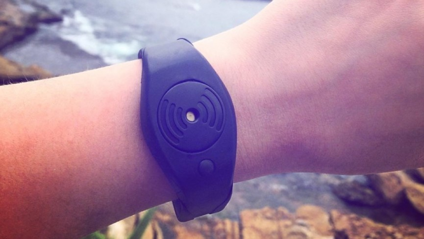 This security wearable wants to keep female runners safe