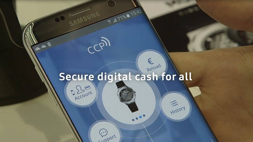 Samsung is creating a contactless payment platform for wearables