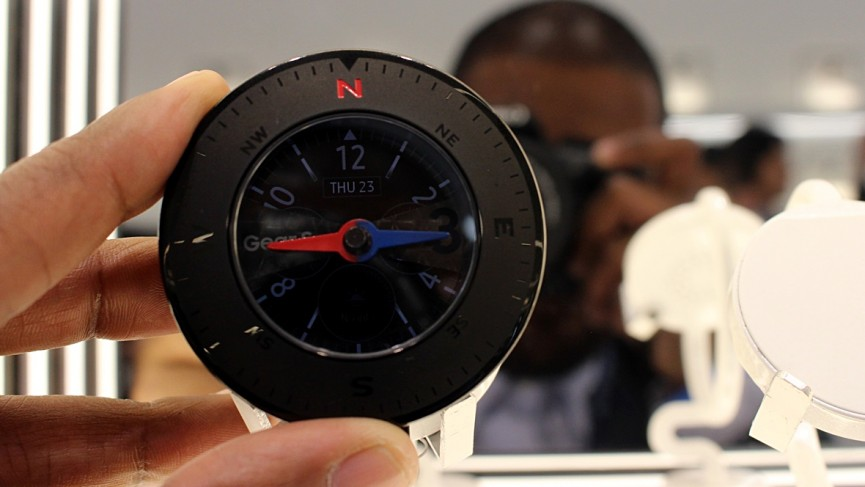 Samsung made a smart pocket watch because it could, and we have