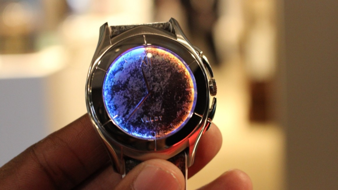 The week in wearable tech: Dispatches from Baselworld
