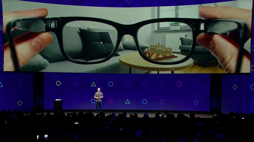 The race to mixed reality: Facebook, Apple & the new light field upstarts