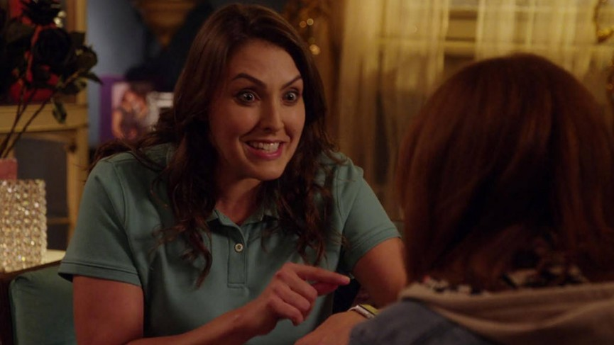 If you're wearing an Apple Watch on a TV comedy, you're the punchline
