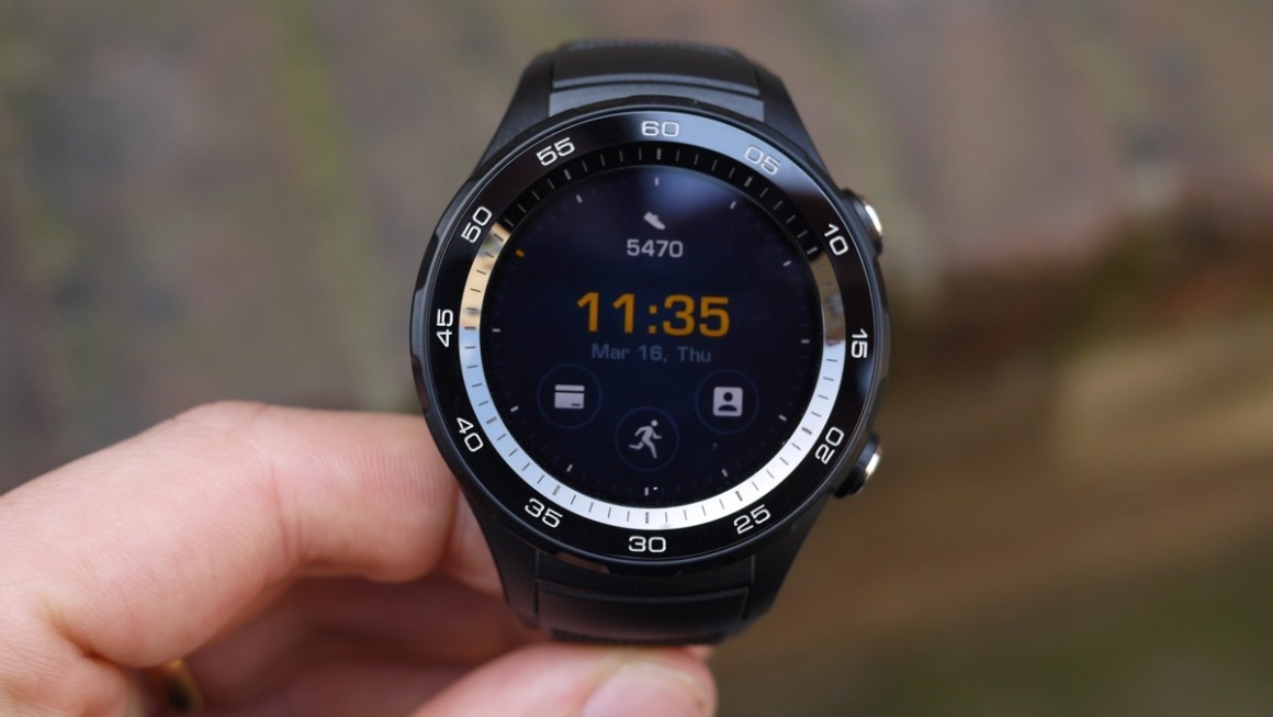 Samsung Gear S3 v Huawei Watch 2: Sporty smartwatches go head to head