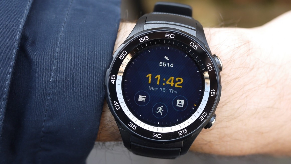 Samsung Gear S3 V Huawei Watch 2 Sporty Smartwatches Go