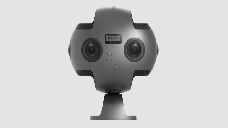 The Insta360 Pro wants to make professional VR filming affordable [not ready]