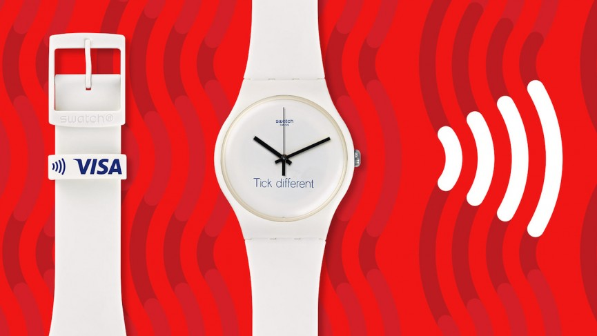 And finally: Apple sues Swatch over 'Tick Different' campaign