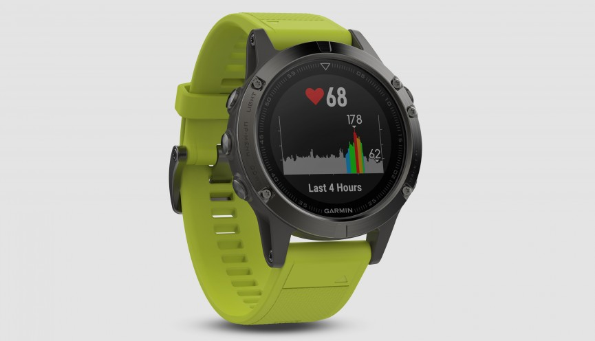 Garmin Fenix 5 (and 5 Plus) tips and tricks