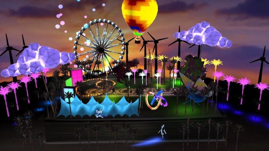 Coachella is using AR and VR to rethink how people do festivals