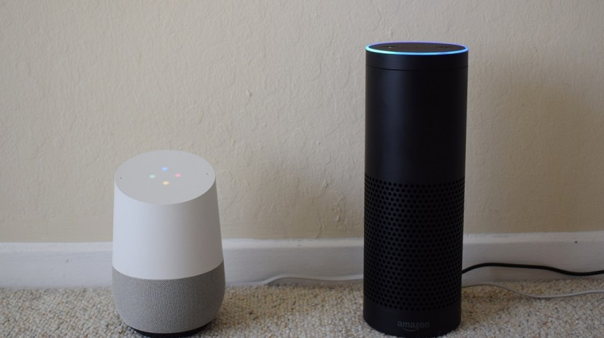 Sharing my home with Google and Alexa: Who's the most helpful?