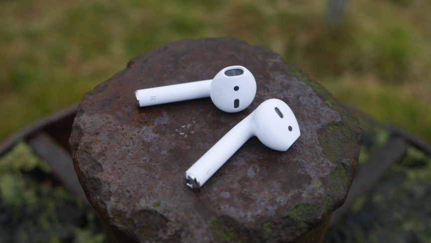 And finally: AirPod customer satisfaction ratings are through the roof