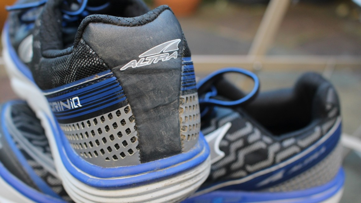 Coaching from the feet: Running with Altra's smart running shoes