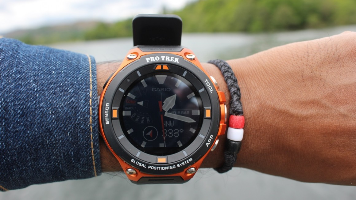 f98cb86dd19 Casio Pro Trek Smart WSD-F20 review