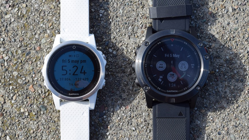Garmin Fenix 5S review