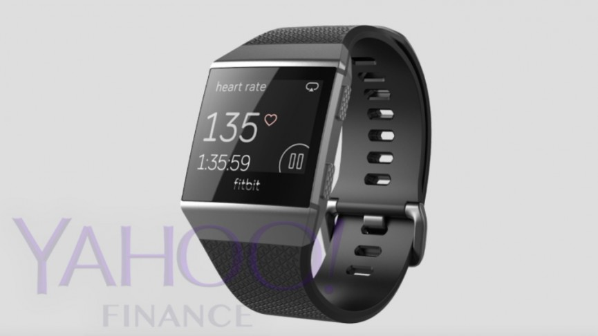 Get your first look at Fitbit's upcoming smartwatch, codenamed 'Project Higgs'