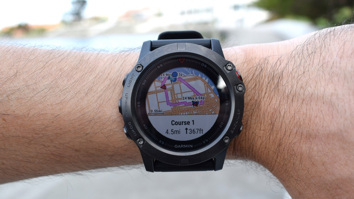 Garmin 5X review