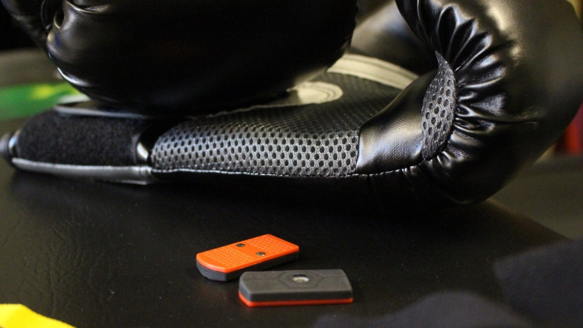 Living with Hykso: The boxing wearable that wants to up your punching game