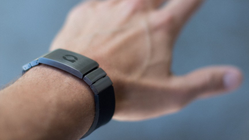 The Roxford hybrid puts its fitness tracker in the strap