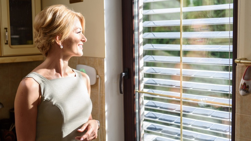 These smart solar blinds could power eco-friendly apartments
