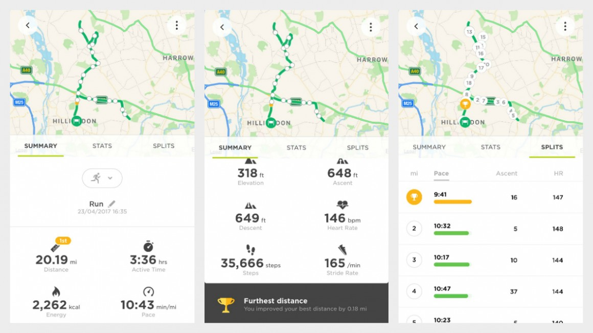 Week 4: Dixons Carphone Race to the Stones diary - Mike's training choices