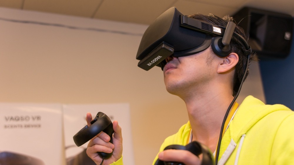 Fifth Sense: The next stage of VR is total sensory immersion