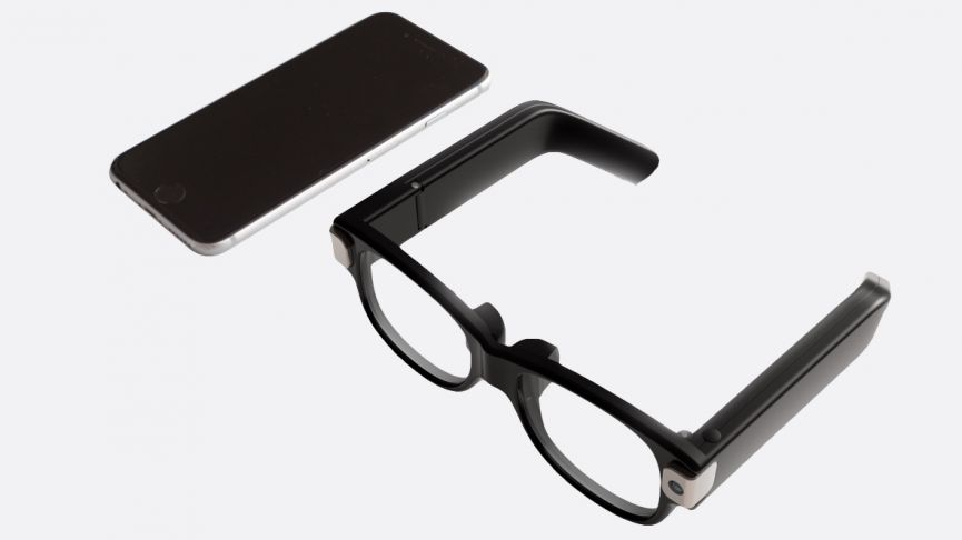 Alpha Glass let you experience AR without looking like a Glasshole