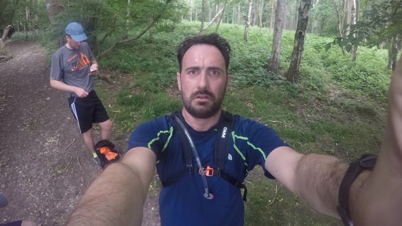 Week 5: Dixons Carphone Race to the Stones diary – Big run