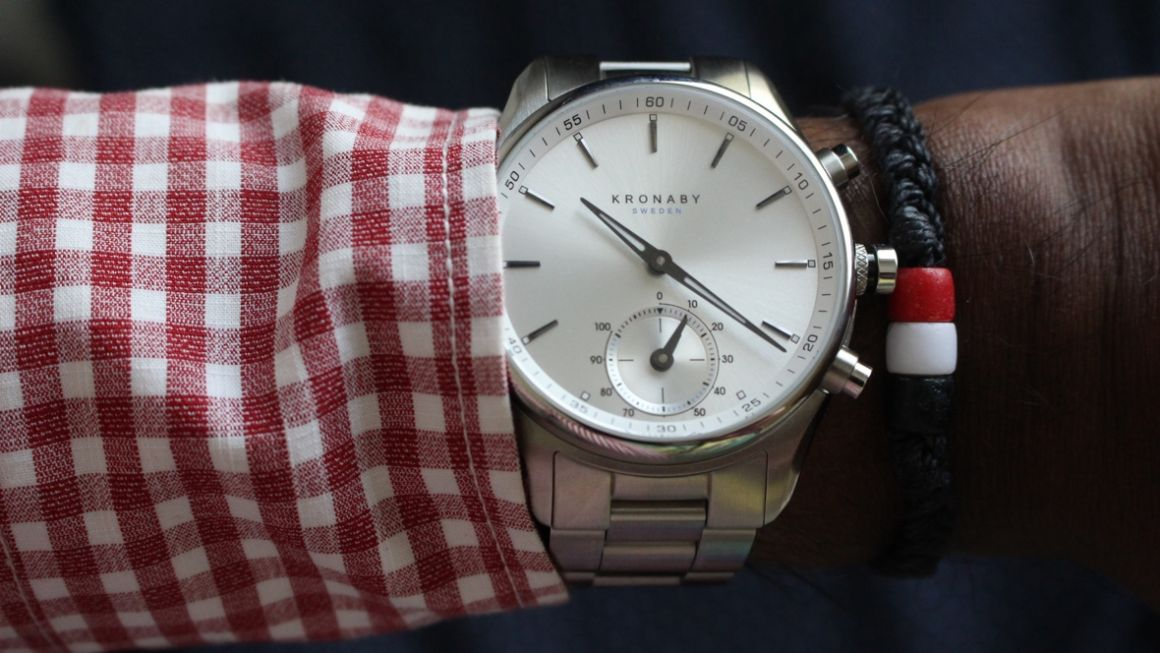 Kronaby watch review