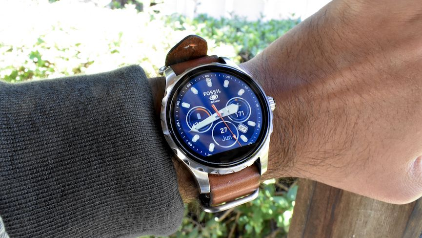 Fossil Q x Cory Richards review