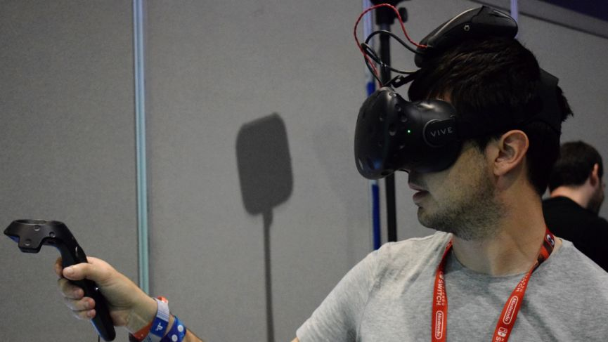 HTC on the Vive state of play: Going wireless, smartphones, and AR ambitions