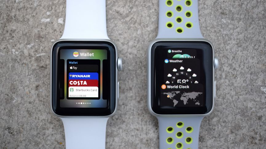 watchOS 4: First look at the Apple Watch's new skin