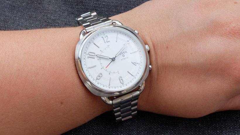 Fossil Q Accomplice review