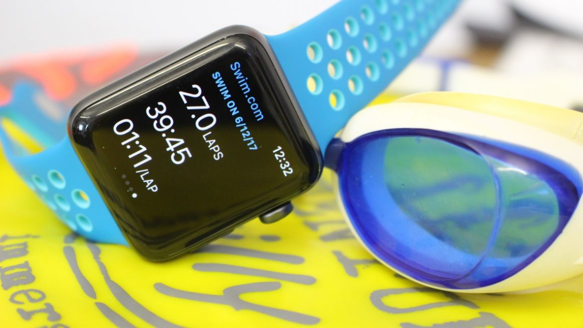 best swimming apps for apple watch series 2