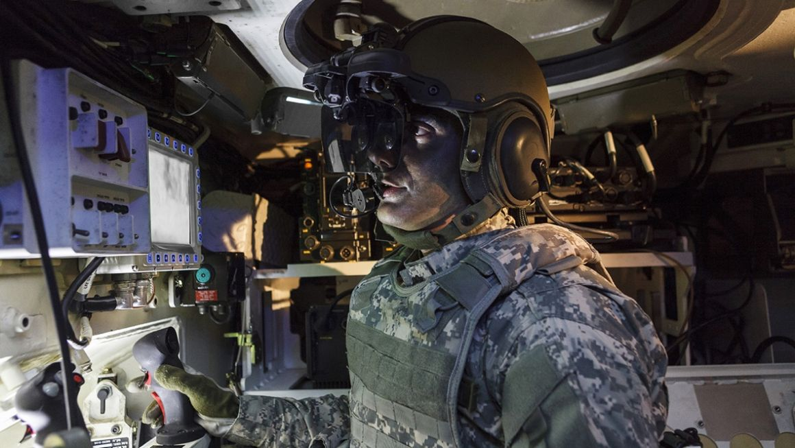Marching to the future: how the military is embracing augmented reality in 2017