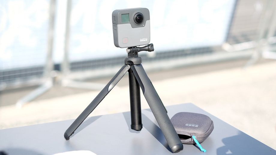 GoPro Fusion wants to make 360 video more fun than ever