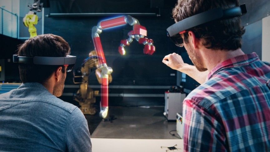 Microsoft's AR endgame is to bring Mixed Reality and HoloLens together